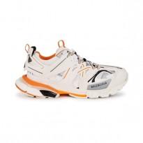 Balenciaga Track 3.0 trắng cam Rep 1:1