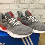 Giày Adidas Alphabounce Beyond Grey Red