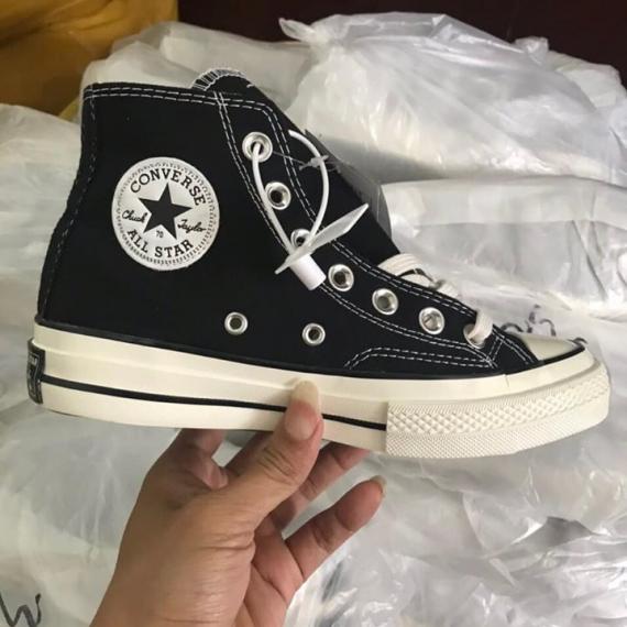 Giày Converse All Star full black