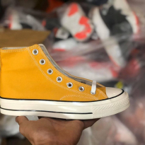 Giày Converse All Star Vàng Sunflower