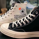 Giày Converse Offwhite 1970S đen trắng