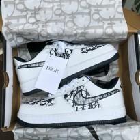 Nike Air Force Dior - Sêu phẩm tạo cơn sốt trên đường đua Sneaker