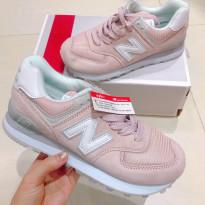 Giày Sneaker NB 574 Hồng