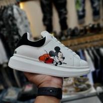 Giày Thể Thao McQueen Mickey