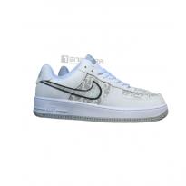 Giày Nike air force 1 dior cao cấp Màu Đen