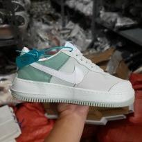 Nike Air Force 1 Shadow Green và cách phối đồ chuẩn nhất