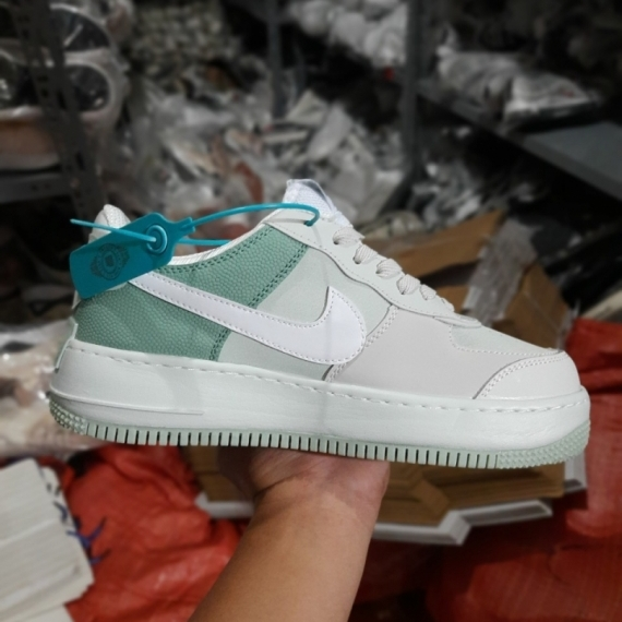 Nike Air Force 1 Shadow Green