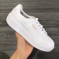 Giày Thời Trang Puma Trắng