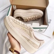 Giày thời trang nữ Puma Da Lộn