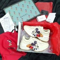 Giày Thời Trang Gucci Rhyton Mickey Mouse