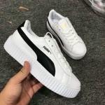 Giày thời trang Puma VIền Đen