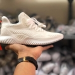 Giày adidas Alpha Bounce Beyond White