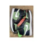 Giày Jordan 1 High Zoom Xanh Đen Zen Green 1:1