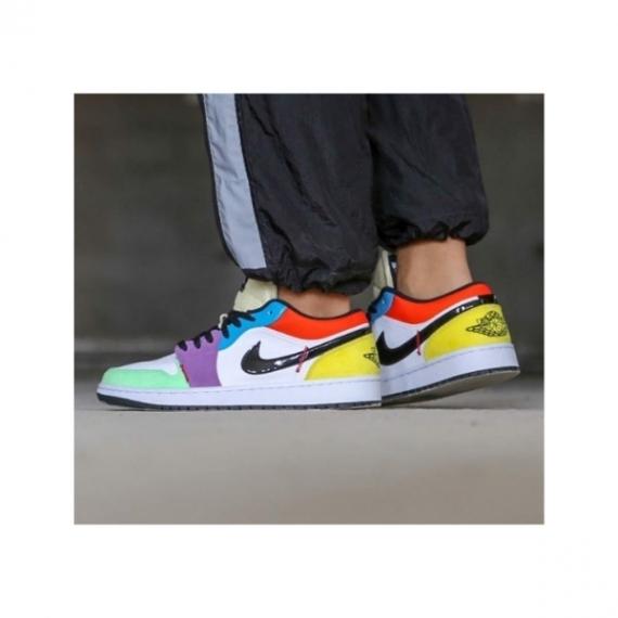 Giày Jordan 7 Màu 1 Mid SE Multi-Color