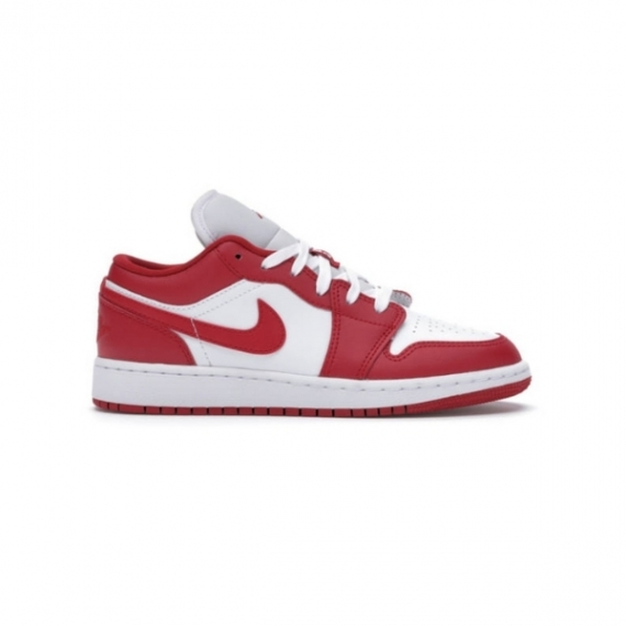 Giày Nike Air Jordan 1 Low Gym Red White