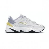 Giày Thể Thao Nike M2K Tekno Trắng Đế Đen