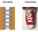 10 cách buộc dây giày sneaker hot nhất 2020
