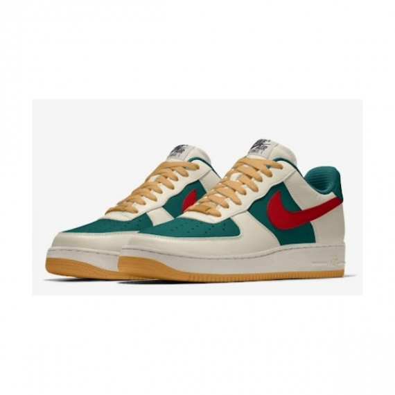 NIKE AIR FORCE 1 LOW ID GUCCI