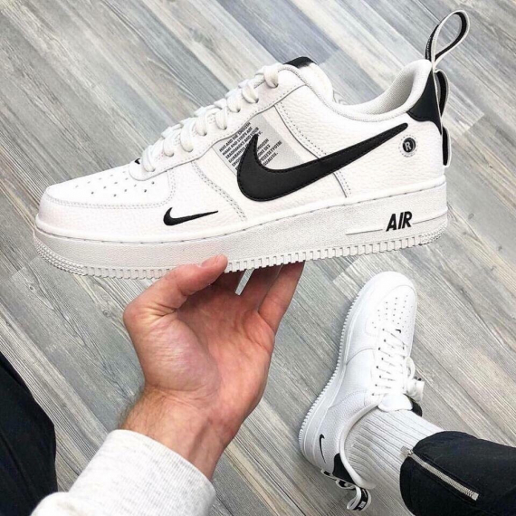 Sneaker Air Force 1 Low Utility White Black