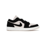 Nike Air Jordan 1 Low Black Guava Ice