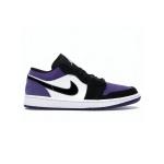 Nike Air Jordan 1 Low Court Purple