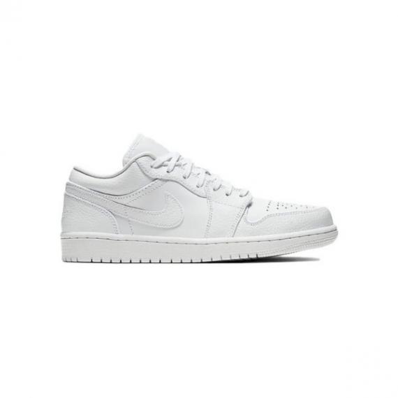 Nike Air Jordan 1 Low Triple White Jordan trắng