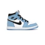 Nike Xanh Air Jordan 1 Retro High University Blue