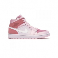 Giày Nike AIR Jordan 1 MID Digital PinK rep 1:1