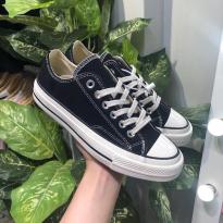 Giày Converse All Star cổ ngắn đen