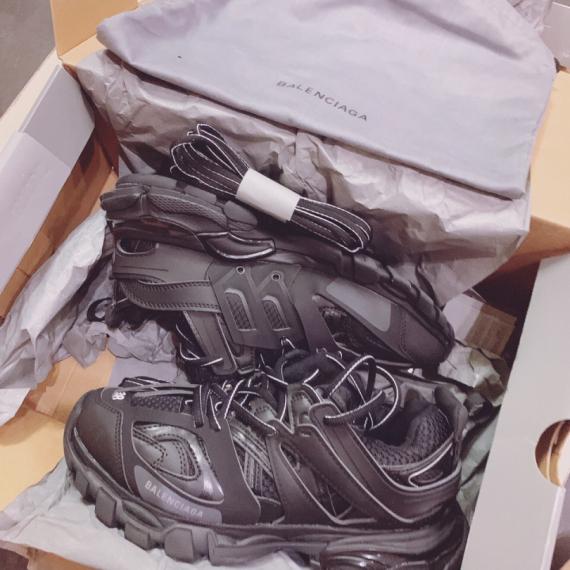 Sneaker Balenciaga Track Black Rep 1:1