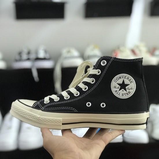 Giày Converse cổ cao rep 11 chất liệu dày dặn