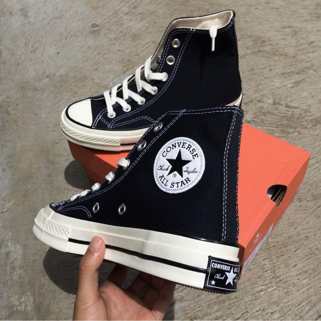 Giày converse cổ cao với thiết kế mới và tinh tế