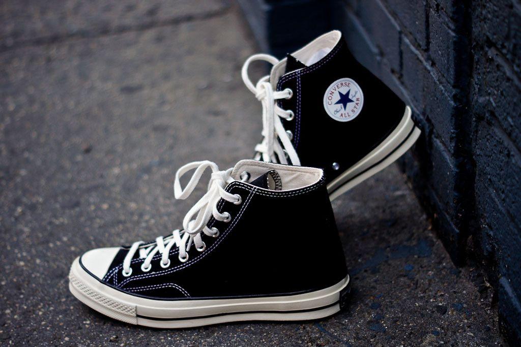 Những lý do nên chọn mua đôi giày converse cổ cao